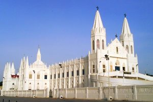 Velankanni Church – Nagapattinam